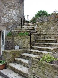 Garden Wall Railings by Handrails Ironart Of Bath