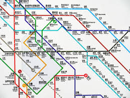 Seoul Metro Map by An Intro To South Korea Greg Goodman Photographic Storytelling