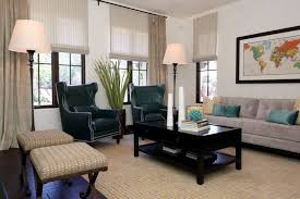 Teal Chair And Ottoman Living Room Grey Chair And A Half With Ottoman Big Comfy Accent