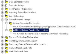 autocad 2009 action recorder circles and lines autocad tutorial
