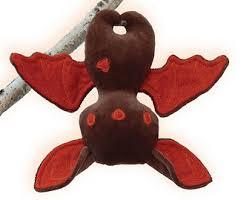 stuffed animal bat sewing pattern plush toy pattern pdf