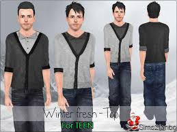sims 3 men custom content 30 best teen clothes male images on pinterest male clothing