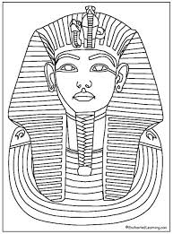 ancient egypt coloring page arts and culture coloring pages social sciences teaching