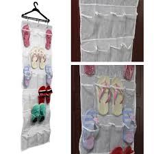 good closet door shoe rack on new over the door shoe organizer