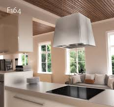Kitchen Hood Island by Esto Loone 45 X 45cm Pearl White Island Cooker Hood 2 Years