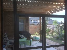 Screened In Pergola by Pergola With Screen Room In Tomball Lone Star Patio Builders