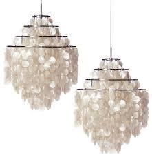 Capiz Shell Light Fixtures 15 Best Of Shell Lights Shades Pendants