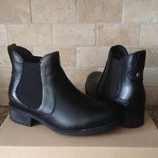 womens ugg bonham boots ugg australia s ankle boots us size 8 5 ebay