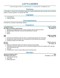 network security resume generator sample privacy policy template