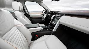 white land rover interior 2017 land rover discovery review why the range rover should be