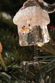 cube snowman ornament by aray on deviantart