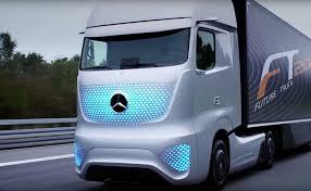 future mercedes truck mercedes u2013 wizja ciężarówki 2025 historia i przebieg pojazdu