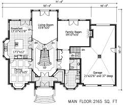 house plans with room sunken living room 90018pd architectural designs house plans