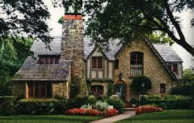 tudor homes exterior gorgeous stone and half timber tudor style home in dallas
