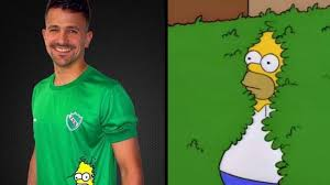 Homer Meme - argentinian side unveil absolutely incredible shirt with homer