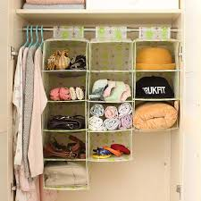 wall hanging closet organizer allegro store