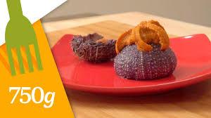 comment cuisiner des oursins préparer un oursin 750 grammes