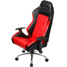 Red Office Furniture by Car Seat Office Chairs