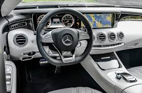 2015 mercedes s class interior 2015 mercedes s class coupe review drive photo