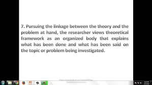 conceptual framework sample thesis thesis writing theoretical framework youtube