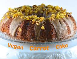 vegan spiced rainbow carrot cake