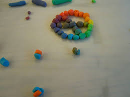 grey complimentary colors clay color sphere make it your library