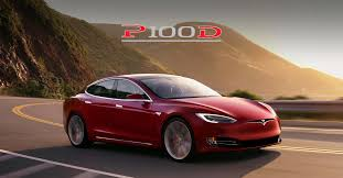 tesla model s charging first tesla model s p100d deliveries next week