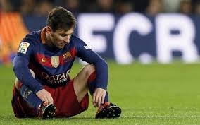 Lionel Messi Leg Vs Barcelona Fever Lionel Messi To Miss Chelsea S Leg