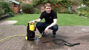 pressure washer fix how to bleed a karcher pressure washer youtube