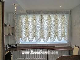 Curtain Designs For Kitchen by The Best Curtain Styles And Designs Ideas 2017