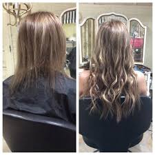 hair extensions az hair extensions before and after with beaded rows great