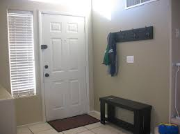 entryway bench and coat rack entry with storage in front door idea