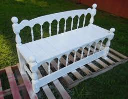 Bench From Headboard Category Fool4peppers