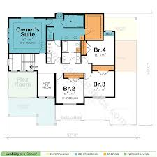 Floor Plans Two Story by Two Story House U0026 Home Floor Plans Design Basics