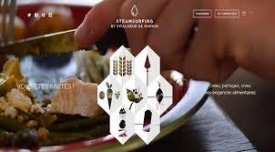 reseau social cuisine steamsurfing le réseau social pour organiser des dîners thématiques