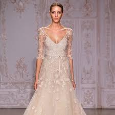 lhuillier wedding dresses fall 2015 bridal runway
