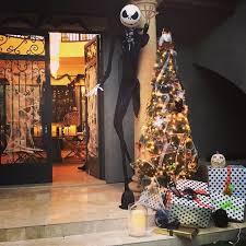 Nightmare Before Christmas Window Decorations by Kardashian