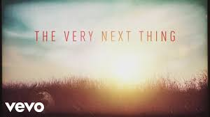 casting crowns the very next thing official lyric video youtube