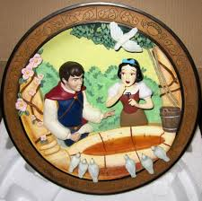 60th anniversary plates filmic light snow white archive snow white 3d plates 60th