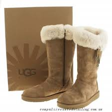 womens ugg australia brown plumdale charm boots womens ugg australia plumdale charm boots 1579356250 suede