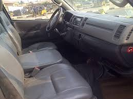 toyota hiace interior duke 08 toyota hiace bus 18 seaters for 2 2m autos nigeria