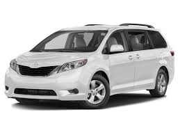 2015 Toyota Sienna Interior New Toyota Sienna In Indianapolis In Inventory Photos Videos