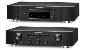 home theater power amplifier marantz pm5005 integrated amplifier u0026 cd5005 cd player review
