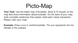 Blank Australia Map by Australia Location Climate U0026 Natural Resources Ppt Download