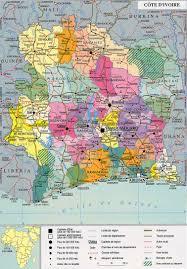 Ivory Coast Map Ahibo Portail De Côte D U0027ivoire Abidjan Ivory Coast Gouvernement