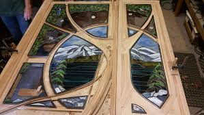 stained glass work table design stained glass lake tahoe project fire horse