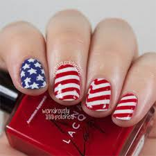 15 american flag nail art designs u0026 ideas 2017 4th of july