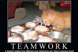 Teamwork Memes - sunday giggle the power of teamwork otrazhenie