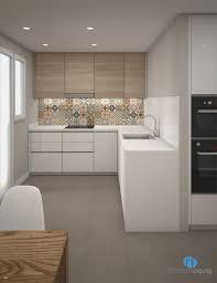 en cuisine avec modele de cuisine avec ilot central unique cocinas schmidt fresco