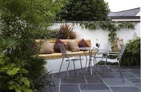 garden design the sculpted beauty of courtyard garden design small